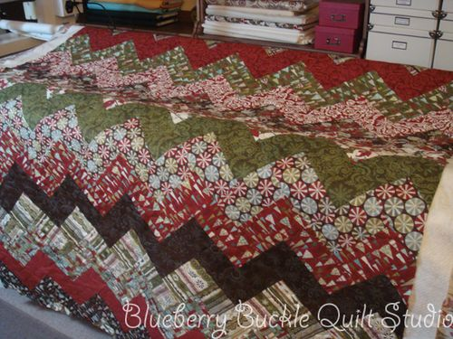 Figgy ziggy quilted