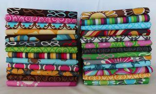 Free to Grow fabrics
